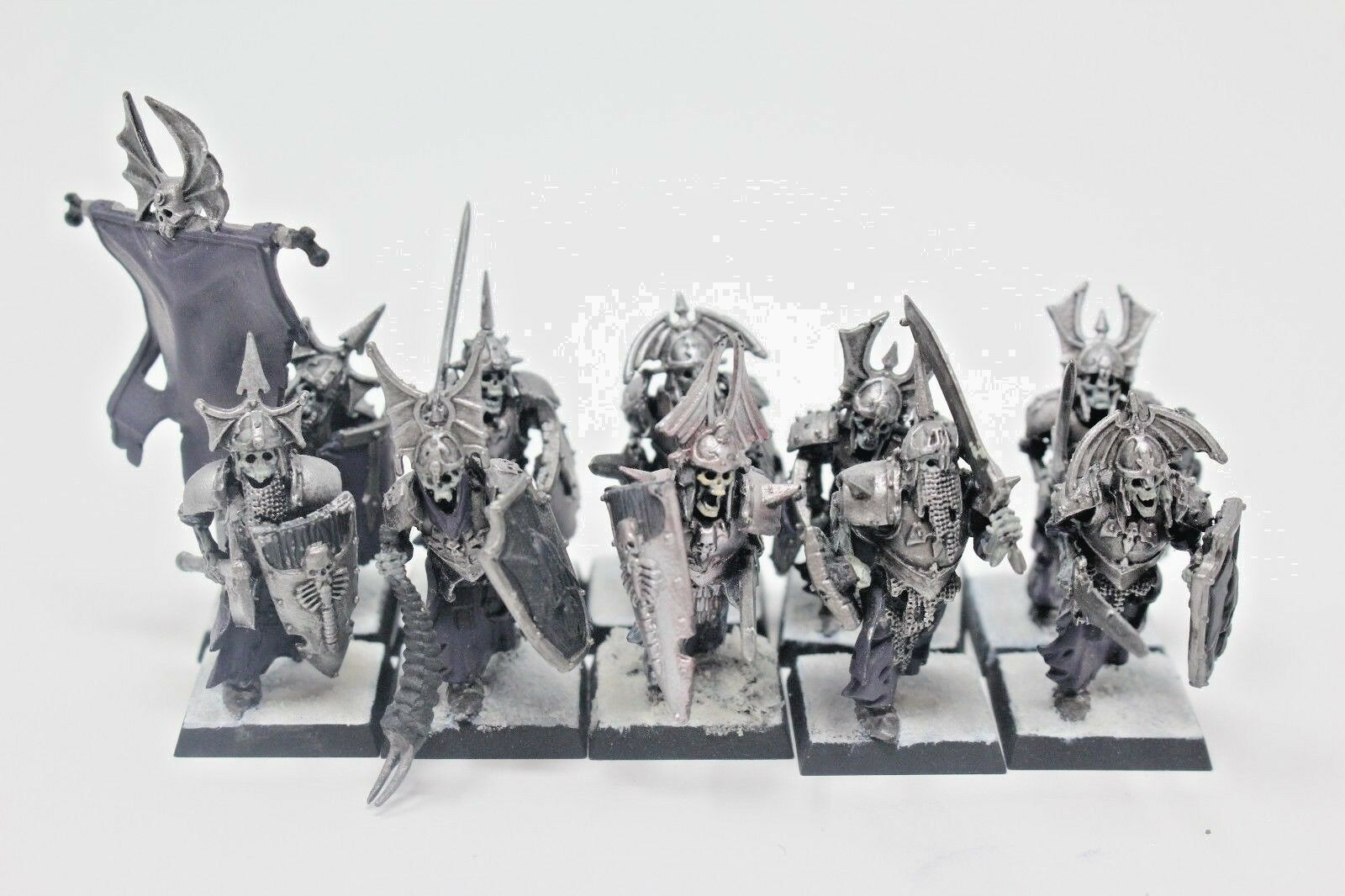 Warhammer Vampire Counts Grave Guard Well Painted