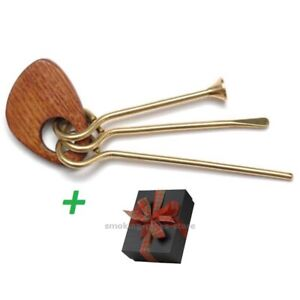 Smoking-tobacco-pipe-cleaning-tools-accessories-for-caring-Tamper-Tamping-Spoon