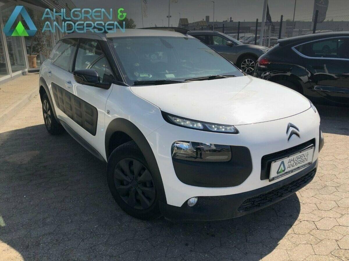 Citroën C4 Cactus 1,6 BlueHDi 100 Feel 5d