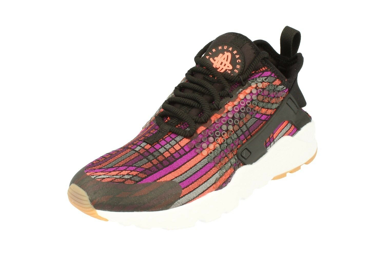 Nike Womens Huarache Run Ultra JCD PRM Running Trainers 885019 001 Sneakers