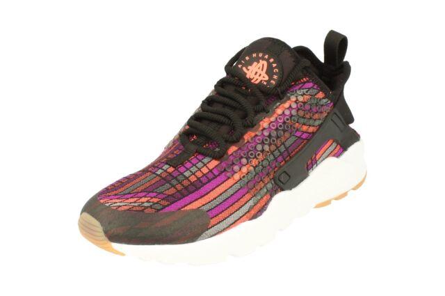 d76b1379781dd Nike Womens Huarache Run Ultra JCD PRM Running Trainers 885019 001 Sneakers