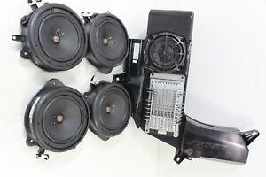 bose boxen verst rker bassbox audi a4 s4 rs4 b6 b7 sound system 8e9035382c avant ebay. Black Bedroom Furniture Sets. Home Design Ideas