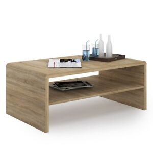 Crescita-Coffee-Table-In-Sonama-Oak-with-Shelf-Wooden-Modern-Stylish-Elegant
