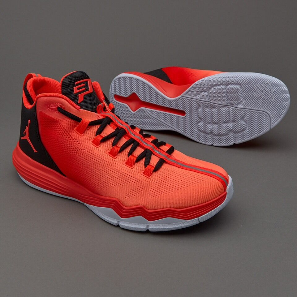 Nike Jordan CP3 IX 9 Chris Paul 'infrarouge'9 EUR 44 RARE LAST ONE