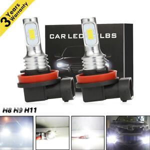 iSincer-H11-LED-Headlight-Super-Bright-Bulbs-Kit-330000LM-HIGH-LOW-Beam-6000K