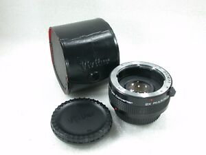 Vivitar-MC-2X-teleconverter-for-Pentax-PKA-R-PK-Case