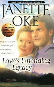 Read Loves Unending Legacy Love Comes Softly 5 By Janette Oke