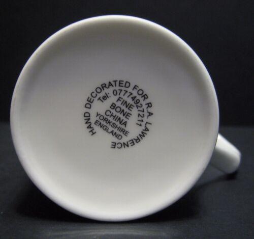 Lhasa Apso Dog Head b//f  Fine Bone China Mug Cup Beaker