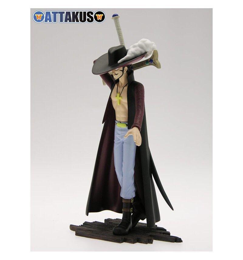 Attakus - One Piece - Mihawk