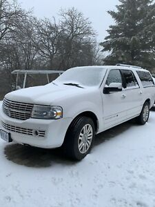 2012 Lincoln Navigator Extended 4X4
