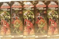 Heroclix Sealed Brick The Brave And The Bold Dc 5 Figure Booster Pack X 10