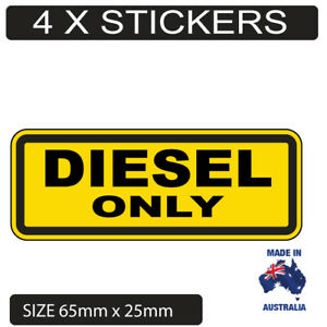4-X-Diesel-Only-Petrol-Fuel-Stickers