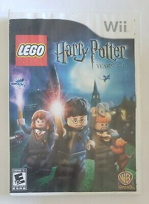 LEGO Harry Potter: Years 1-4 Walkthrough Guide (wii ...
