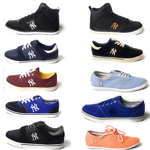 Zapatos promocionales para hombres y mujeres Sneakers New York Yankees Schuhe Herren / Damen Sneaker Man & Women Shoes WOW