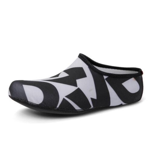 Womens Barefoot Water Skin Shoes Aqua Socks for Beach Swim Surf Yoga Exercise US
