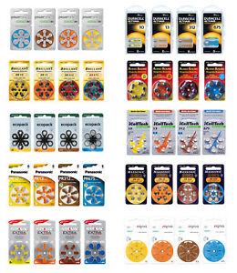 312-675: Duracell Gut FüR Energie Und Die Milz Powerone Panasonic Hörgerätebatterien Typ 10-13