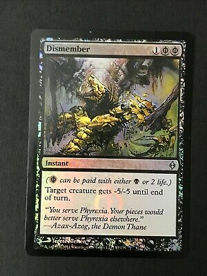 2x Glistening Oil NM MTG New Phyrexia Magic
