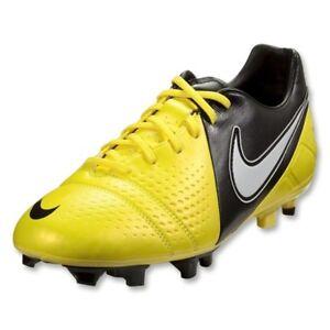 Nike CTR 360 Libretto III FG 2013 Soccer SHOES Brand New Yellow ... aacdb16e4b67