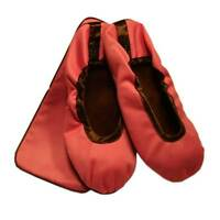 Bucky Comfort Slippers With Travel Case