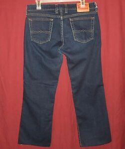 Lucky Brand Sundown Zoe Straight Leg Women/'s Blue Jeans Sz 24x32 26x32 27x32