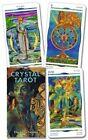 Crystal Tarot 9780738700588 by Elisabetta Trevisan Paperback