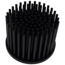 MechaTronix LPF70A50 LED-Kühlkörper ø 70 x 50 mm Pin Fin Heatsink schwarz 856567
