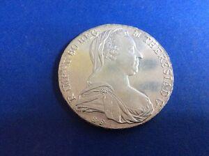 Silber Münze Rimphubo Reg M Theresia D G 1780 Ebay