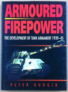 Gudgin-Armoured-Firepower-Sutton-Publ-1997-WWII-WW2-carri-armati-tanks