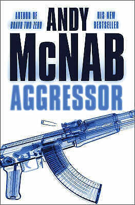 1 of 1 - Aggressor by Andy McNab (Paperback, 2005)