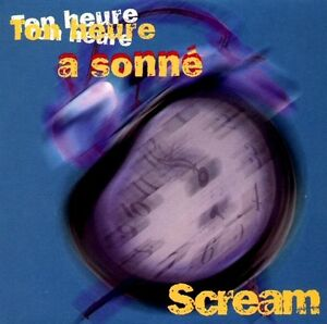 Scream-CD-Single-Ton-Heure-A-Sonne-France-EX-M