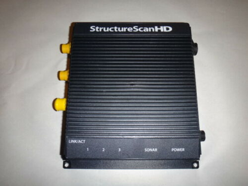 Lowrance StructureScan HD Box w//Power Cord HDS