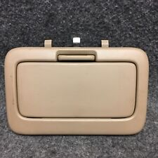 1997-2001 97 98 99 00 01 Toyota Camry Overhead Console Storage Compartment Tan
