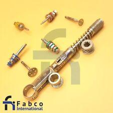 Dental Implant Torque Wrench Universal Hex Key Set Saw Disk Set Implant Dental