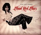 Blood Red Blues [Digipak] by Cee Cee James (CD, 2012, FWG Records)