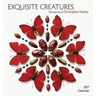Exquisite Creatures The Insect Art of Christopher Marley 2017 Wall Calendar MA