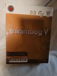 Minimoog V Vst Arturia - Windows/Mac - Used