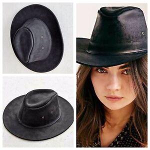 New Black Mini Cowboy Hat
