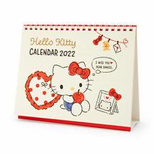2022 Desk Calendar Sanrio Hello Kitty