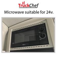 Item 2 24 Volt Microwave Volvo Fh4 Fm Globe And Xl Ing Kit Inc 24v Truck Hgv Oven