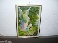 Schlafzimmerbild Schutzengel Engel 50iger Jahre Bild