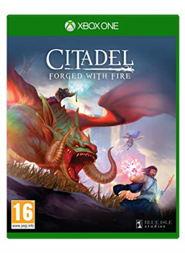 Software - X Box One-Citadel: Forged With Fire Amazon GAME NEW