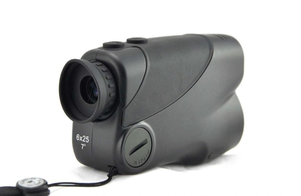 Visionking 6x25 Láser Telémetro ángulo de altura 800 M 900 yarda de caza