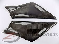 Ducati 748 916 996 998 Gas Tank Airbox Trim Knee Fairing Cover 100% Carbon Fiber