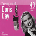 Very Best Of (40 Greatest Hits) by Doris Day (CD, Dec-2001, Greatest Hits)