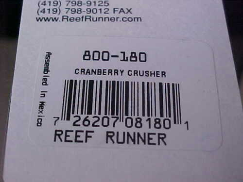 Reef Runner 800-180 Series Deep Cast//Troll Lure for Trout//Bass//Walleye//Salmon