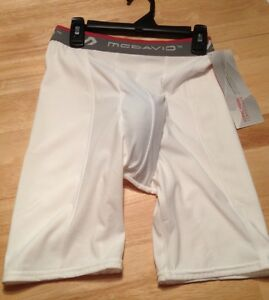 Details about  /MCDAVID Compression Short w// FLEX Protective CUP YOUTH BOYS Size SMALL Age 7-12