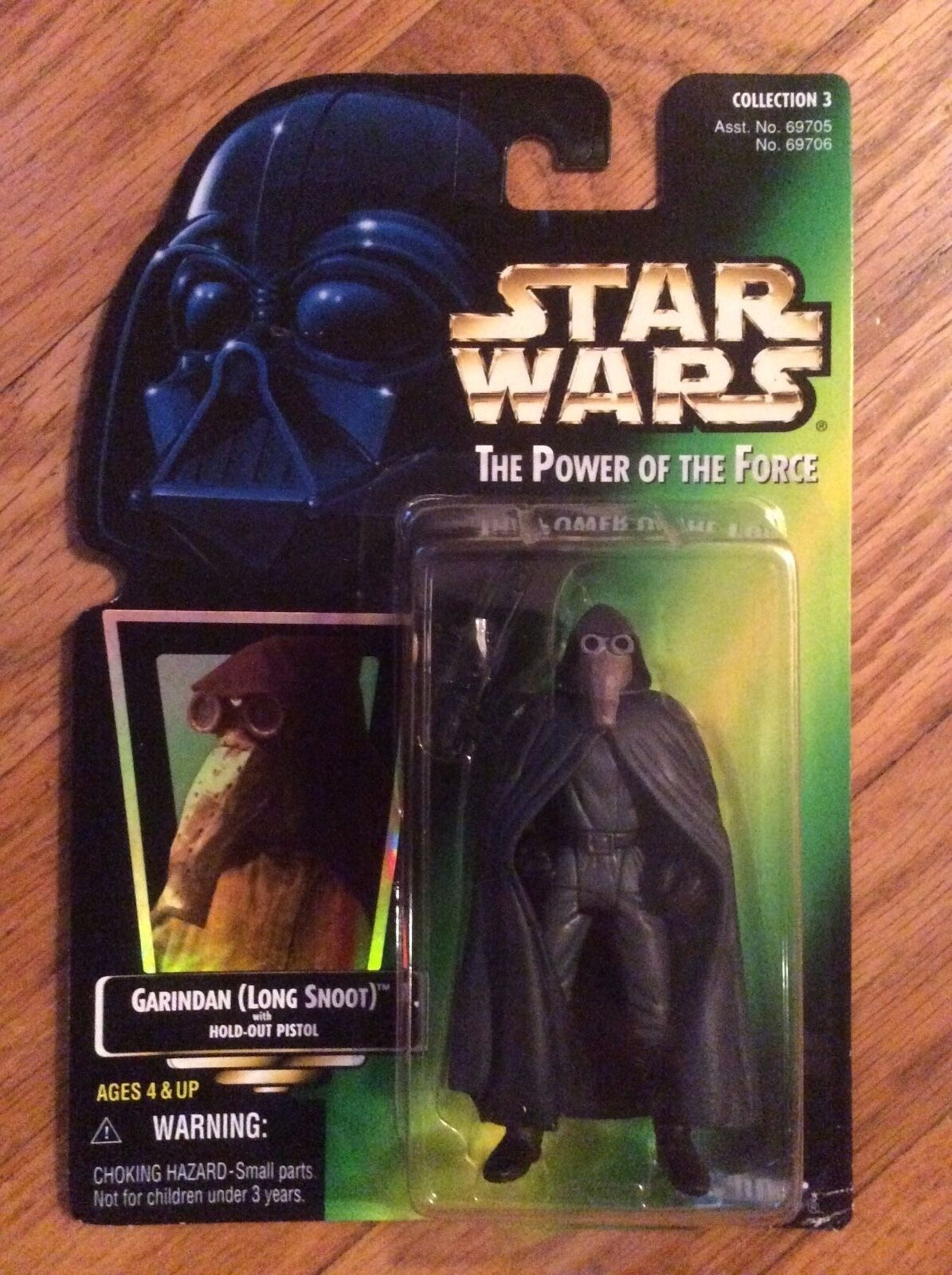 New Lot of 6  Star Star Star Wars 1996-1997 The Power of the Force Figures  Kenner Hasbro 448ffc