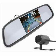 In Phase wireless reverse camera rear view camera 4.3TFT screen built in mirror