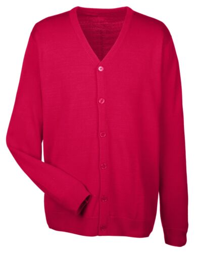 MEN/'S V-NECK XS-6XL ANTI-PILL CARDIGAN // SWEATER BUTTON FRONT EASY CARE