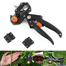 Fruit Tree Grafting Tool Scissors Secateurs Vaccination Knife Cutting Pruner new